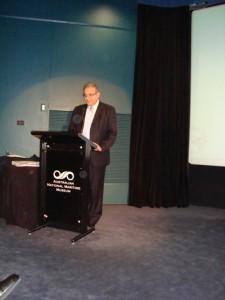 Palestinian Ambassador to Australia,Izzat Abdulhadi